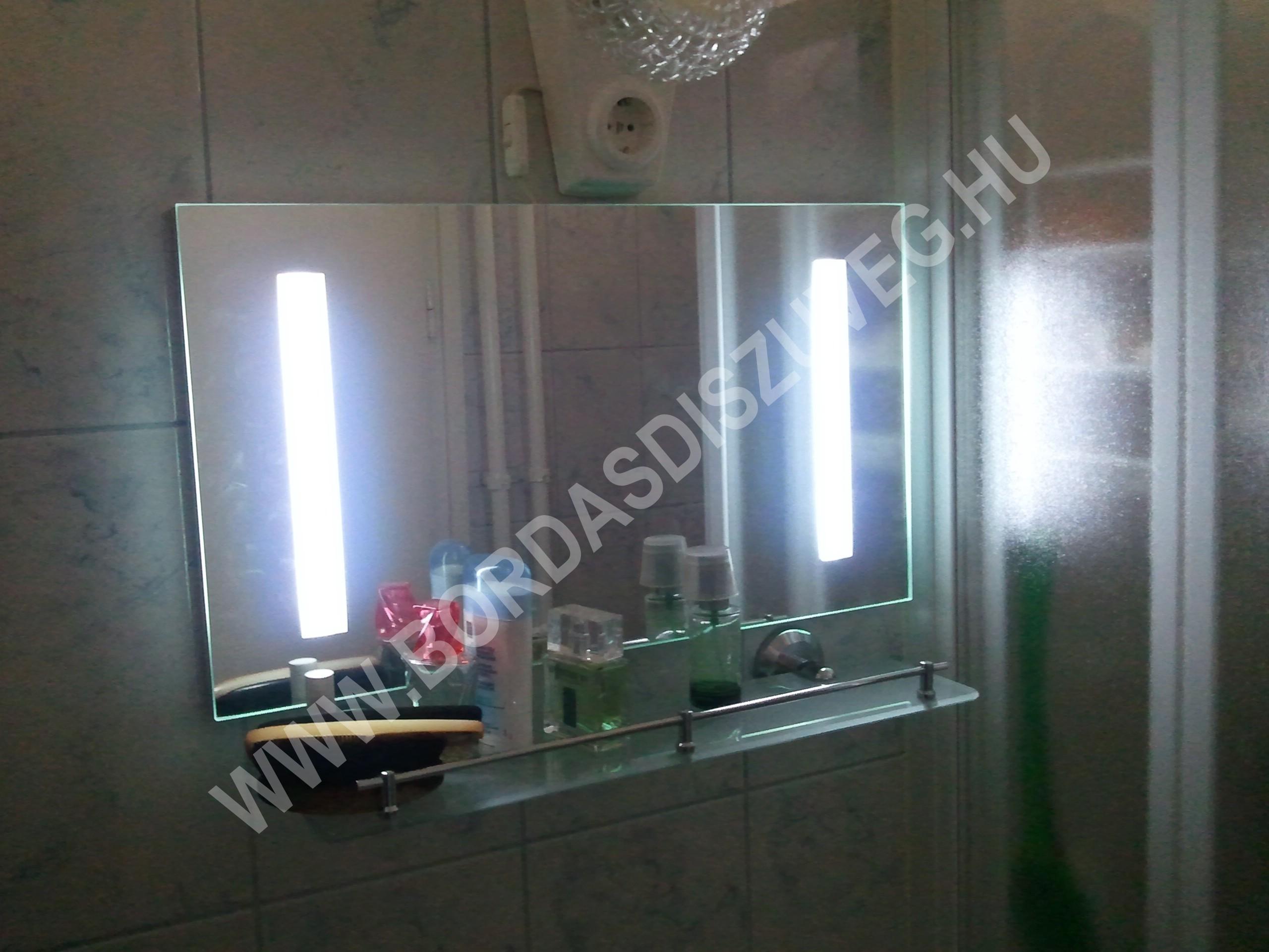 Egyedi tükör - Dísztükör - előszoba tükör - fürdőszoba tükör - . : : Homokfújt savmart ...